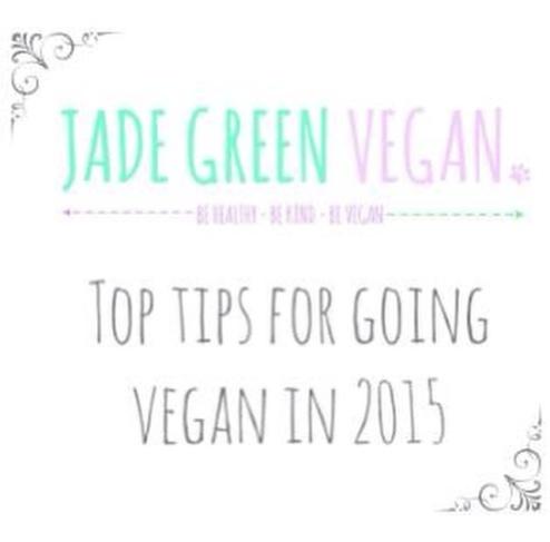 top tips for going vegan