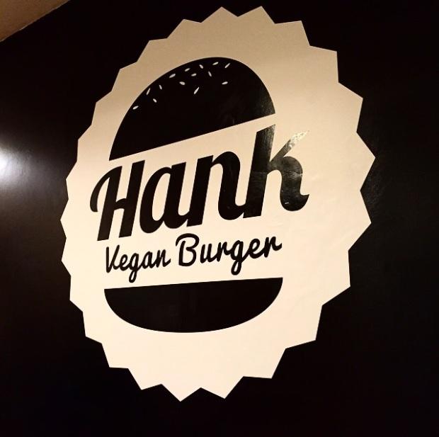 Hank vegan burger