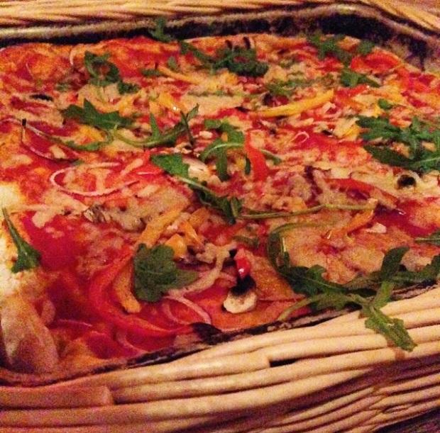 firehouse vegan pizza