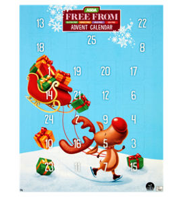 asda free from advent calendar
