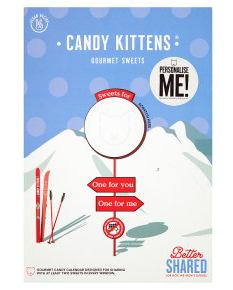candy kittens vegan advent calendar